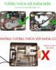 EDLDC12 - Công tắc mở cửa WiFi thông minh eWeLink