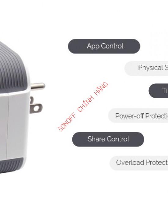 S30 - phích cắm WiFi thông minh