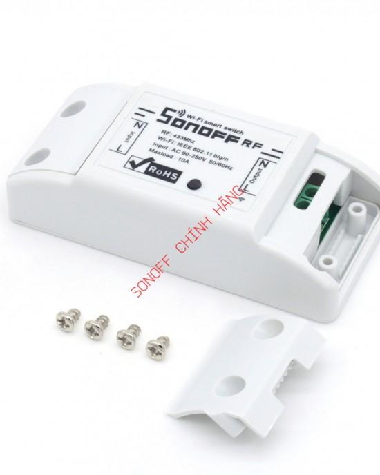 RF - công tắc WiFi RF thông minh