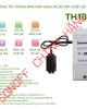 TH10/16 - Công tắc WiFi thông minh kết hợp đầu dò nhiệt độ, độ ẩm