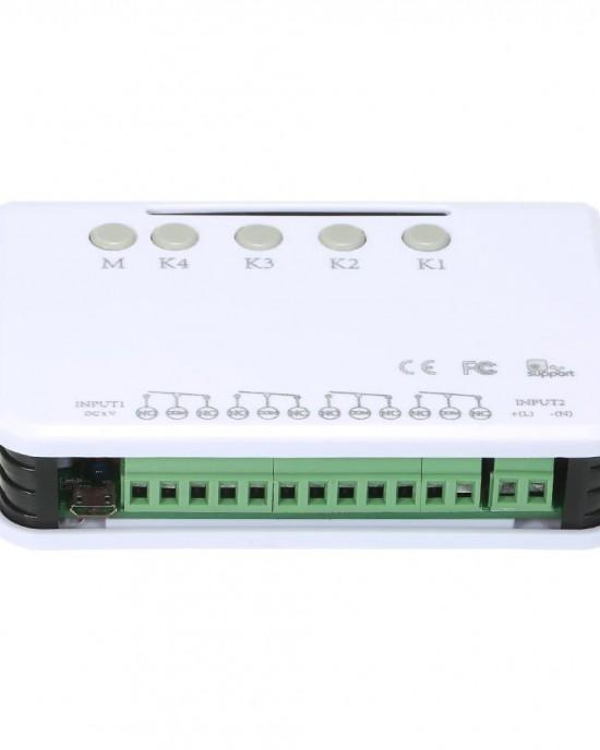 E4CHPRO - Công tắc WiFi 4 cổng eWeLink