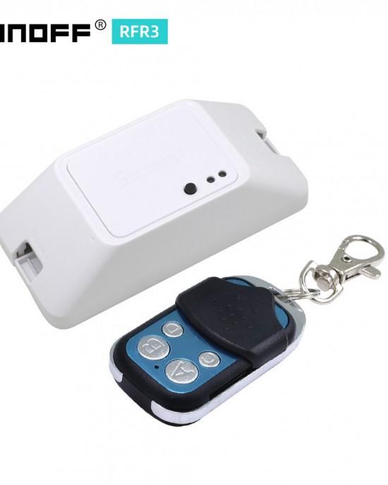 CBRFR3 - Combo công tắc WiFi kèm remote 433 Sonoff