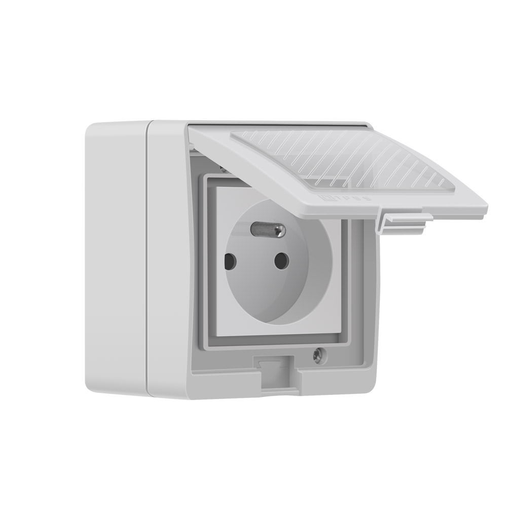 Phích cắm WiFi thông minh chống nước ngoài trời Sonoff S55