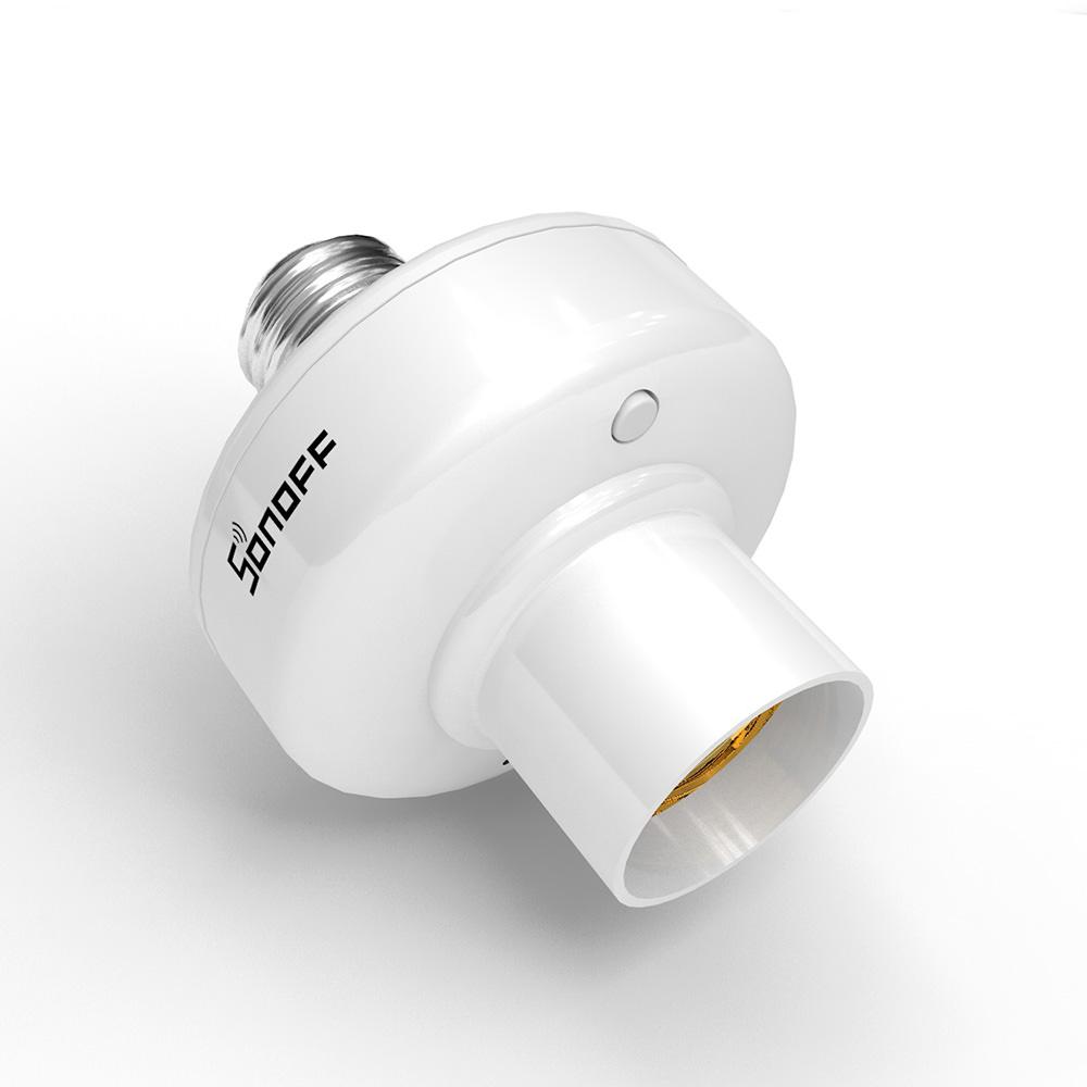 Chuôi đèn WiFi RF thông minh Sonoff Slamper R2
