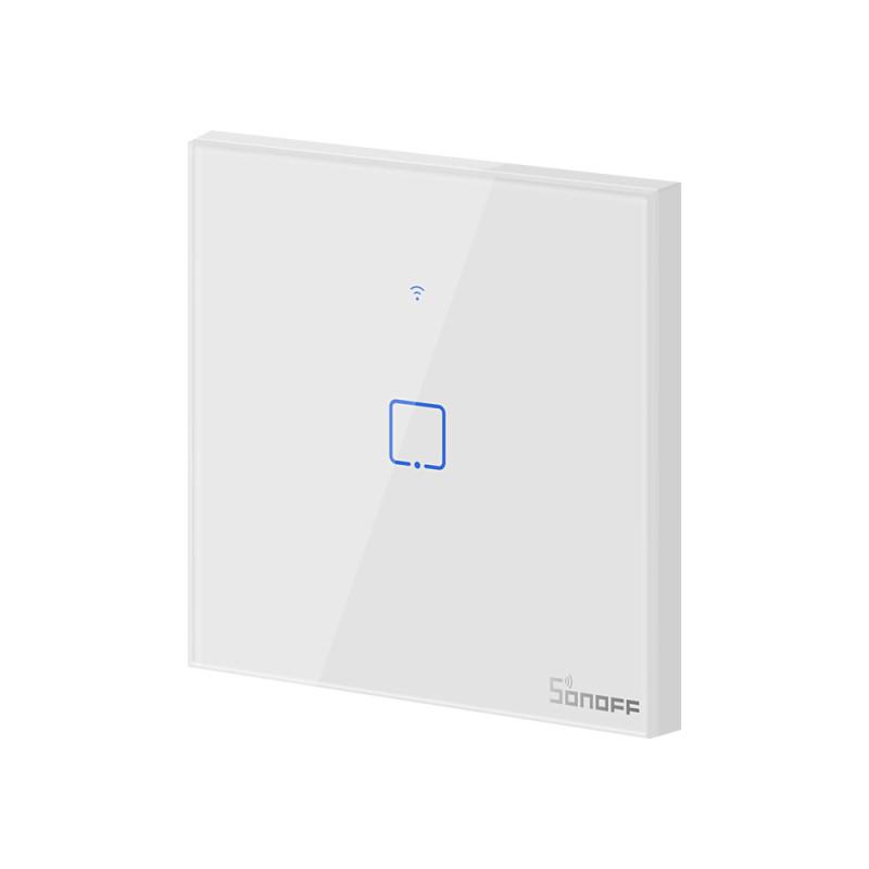 Công tắc WiFi cảm ứng thông minh 1 cổng Sonoff T0 1 cổng
